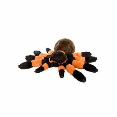 Goedkope halloween pluche tarantula spin