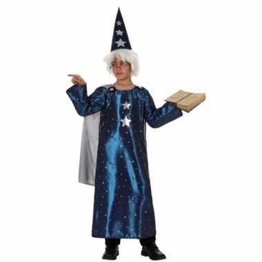 Goedkope halloween tovenaar kostuum jongens