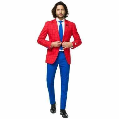 Heren verkleed pak/kostuum spiderman goedkope