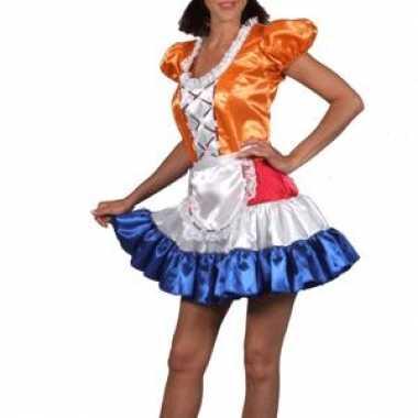 Goedkope hollands meisje kostuum