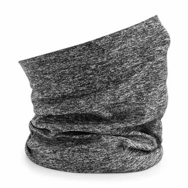 Goedkope hoofdband / colletje spacer grijs volwassenen