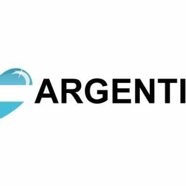 Goedkope i love argentina sticker