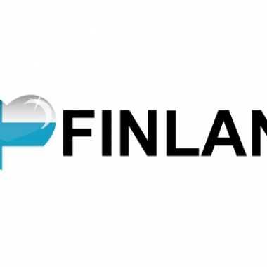 Goedkope i love finland sticker