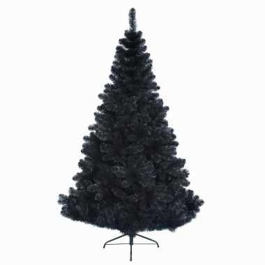 Goedkope imperial pine zwarte kunstkerstboom
