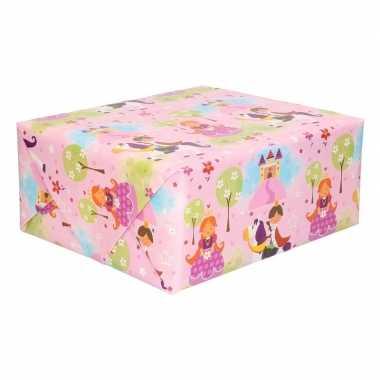 Inpakpapier prinsessengoedkope