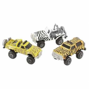 Jeep safari speelgoedauto giraf goedkope