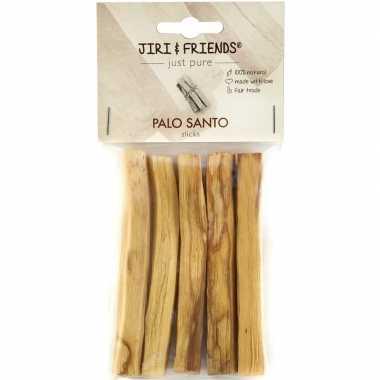 Goedkope jiri and friends palo santo/heilig hout stokjes