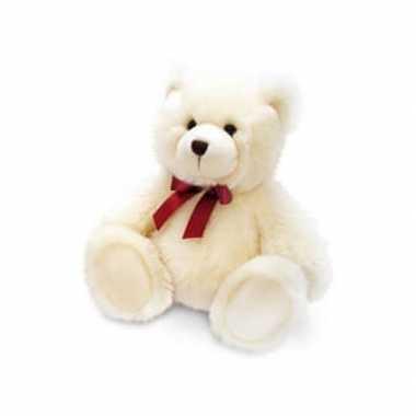 Goedkope keel toys grote pluche beer knuffel harry beige