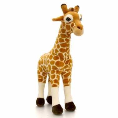 Goedkope keel toys pluche giraffe knuffel