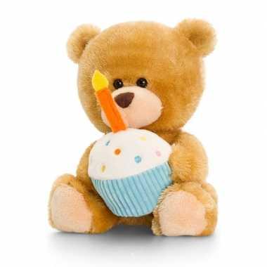 Goedkope keel toys pluche verjaardag beren knuffel cadeau