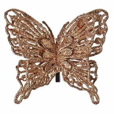 Goedkope kerst decoratie vlinder koper