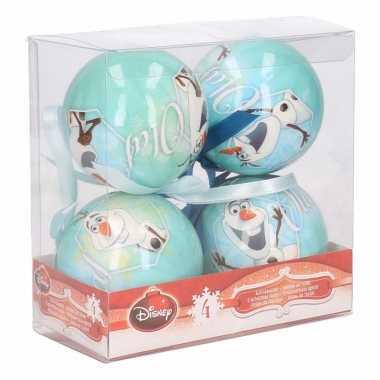 Goedkope kerstballen frozen olaf stuks