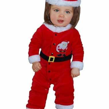 Goedkope kerstman baby pakje maanden