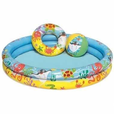 Goedkope kinder opblaas zwembad