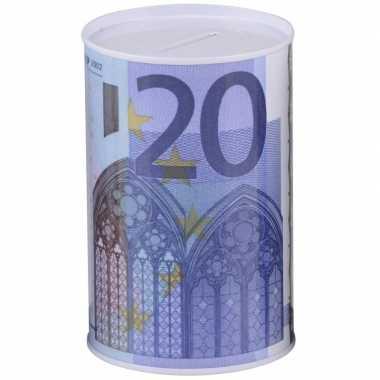 Goedkope kinder spaarpot euro biljet