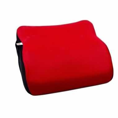 Goedkope kinderen auto thuis stoelverhoger rood