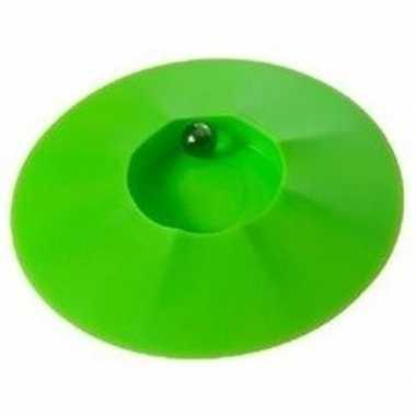 Goedkope knikkerpot groen knikkers