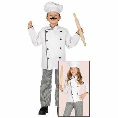 Goedkope kok kostuum kinderen