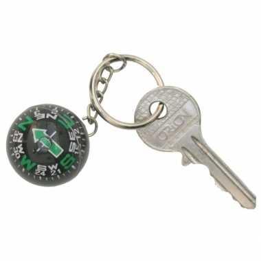 Goedkope kompas sleutelhanger