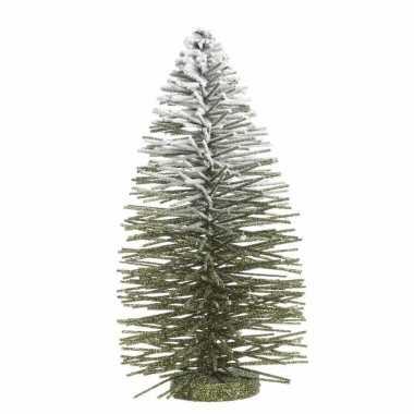 Goedkope Kunst Kerstboom Besneeuwde Top Goedkope Info