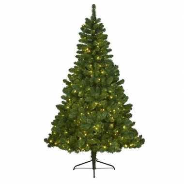 Goedkope kunst kerstboom imperial pine verlichting