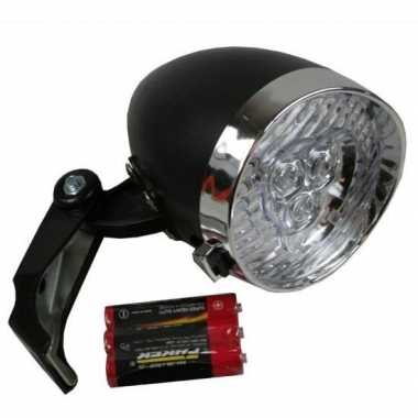Goedkope led fiets koplamp batterijen
