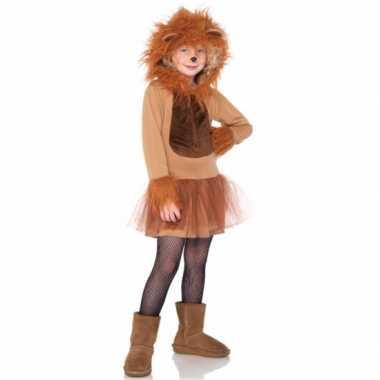 Goedkope leeuwen kostuum meiden
