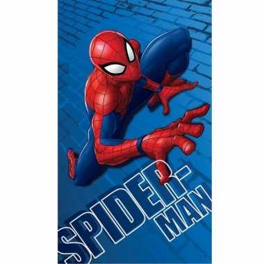 Goedkope marvel spiderman badlaken/strandlaken