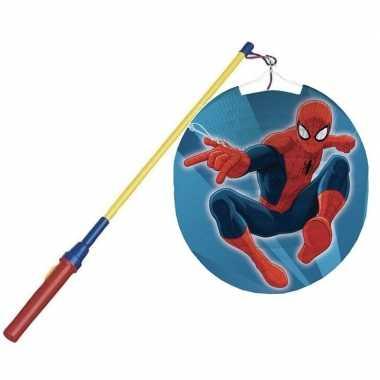 Goedkope marvel spiderman bol lampion lampionstokje
