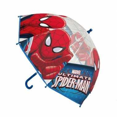 Goedkope marvel spiderman paraplu jongens