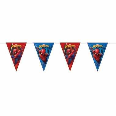 Goedkope marvel spiderman themafeest vlaggenlijn
