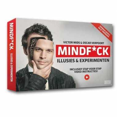 Goedkope mindfuck magie illusies experimenten speel set