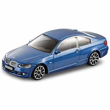Goedkope modelauto bmw i coupe :