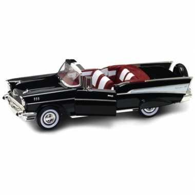 Goedkope modelauto chevrolet bel air :
