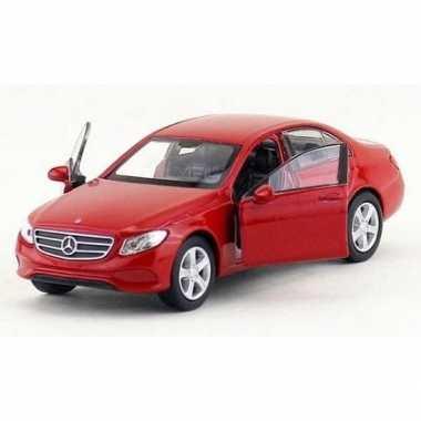 Goedkope modelauto mercedes benz e class :