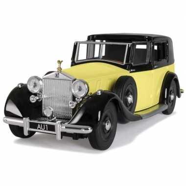 Goedkope modelauto rolls royce phantom iii james bond :