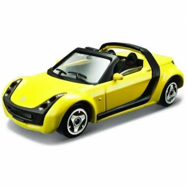 Goedkope modelauto smart roadster :