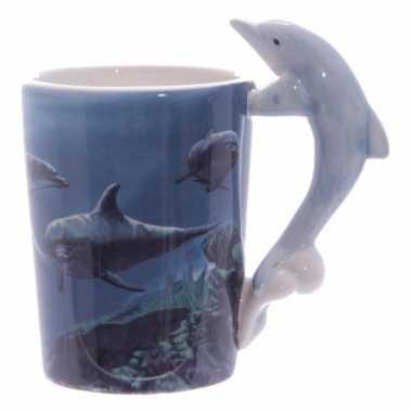 Goedkope mok dolfijn
