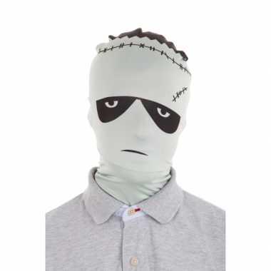 Goedkope morphsuit masker frankenstein