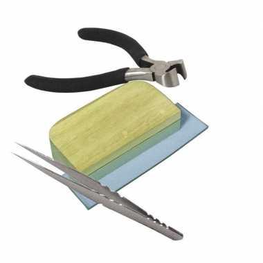 Goedkope mozaiek gereedschap pakket