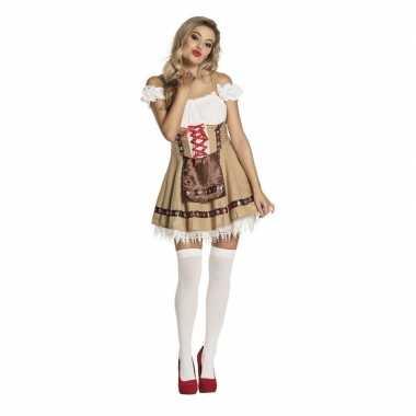 Goedkope oktoberfest sexy oktoberfest dirndl jurkje dames