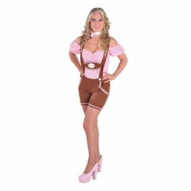 Goedkope oktoberfest sexy tiroler pakje dames