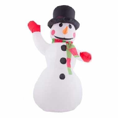 Goedkope opblaasbare sneeuwman