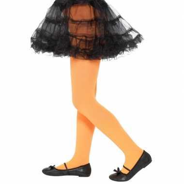Goedkope oranje legging kinderen jaar