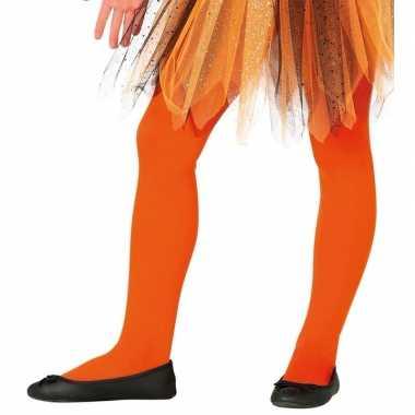 Goedkope oranje panty denier meisjes