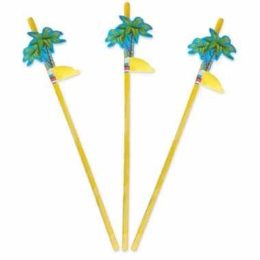 Goedkope palmboom rietjes