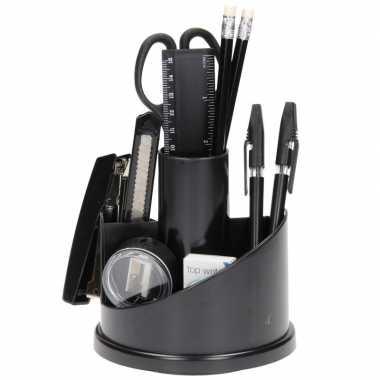 Goedkope pennenbakje/bureau organizer accessoires