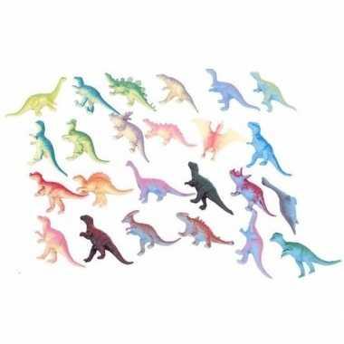 Goedkope plastic dinosaurussen stuks