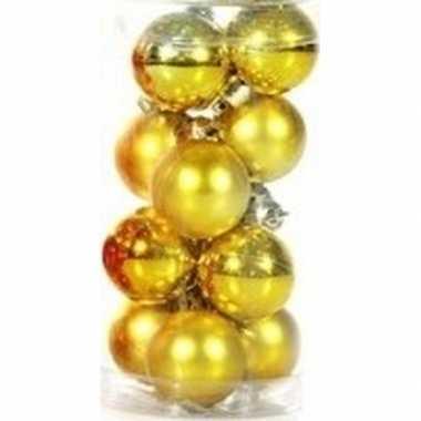 Goedkope Plastic Mini Kerstballen Goud Stuks Goedkope Info