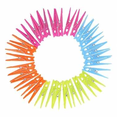 Goedkope plastic wasknijpers stuks